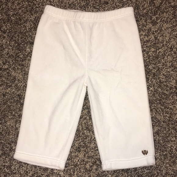 Juicy Couture Other - Juicy Couture Kids Baby Velour Pants (3/6 Months)
